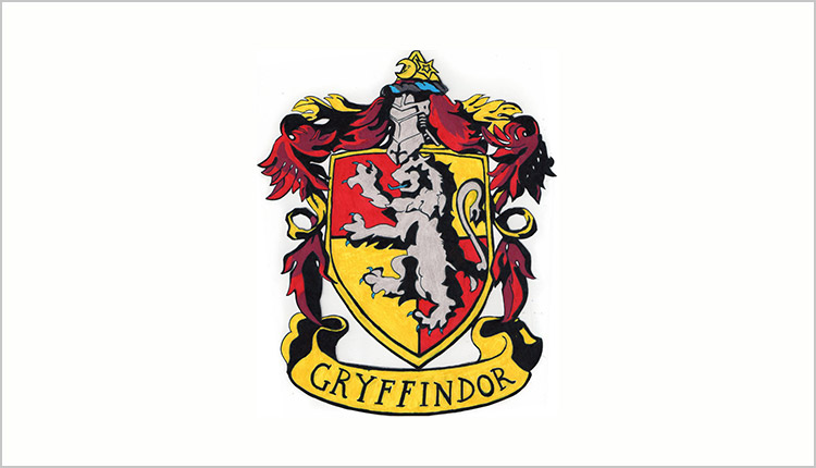 You Can Ask to Be in Gryffindor