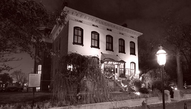 Lemp Mansion in St Louis, Missouri