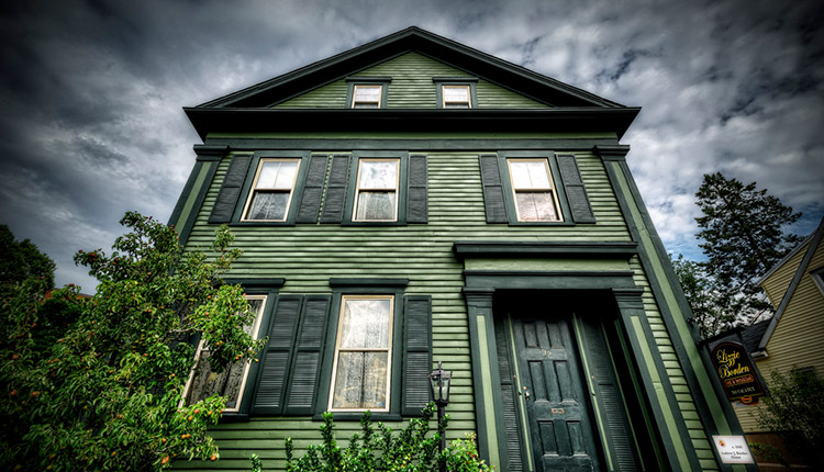 Lizzie Borden Bed & Breakfast, Fall River, Massachusetts