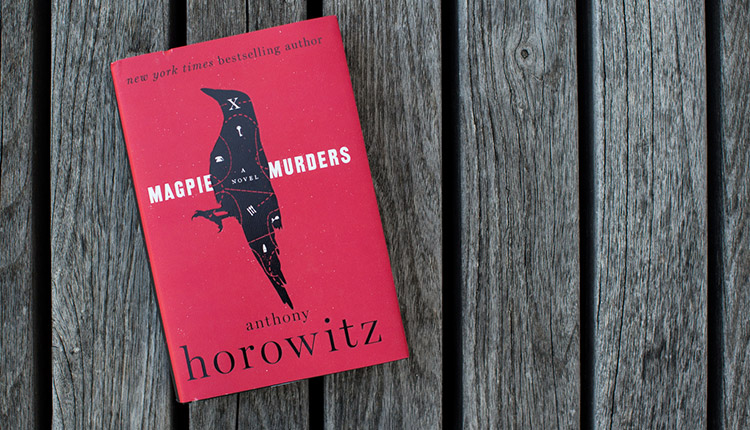 Magpie Murders by Anthony Harowitz