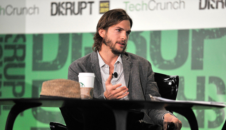 Ashton Kutcher invests in tech projects