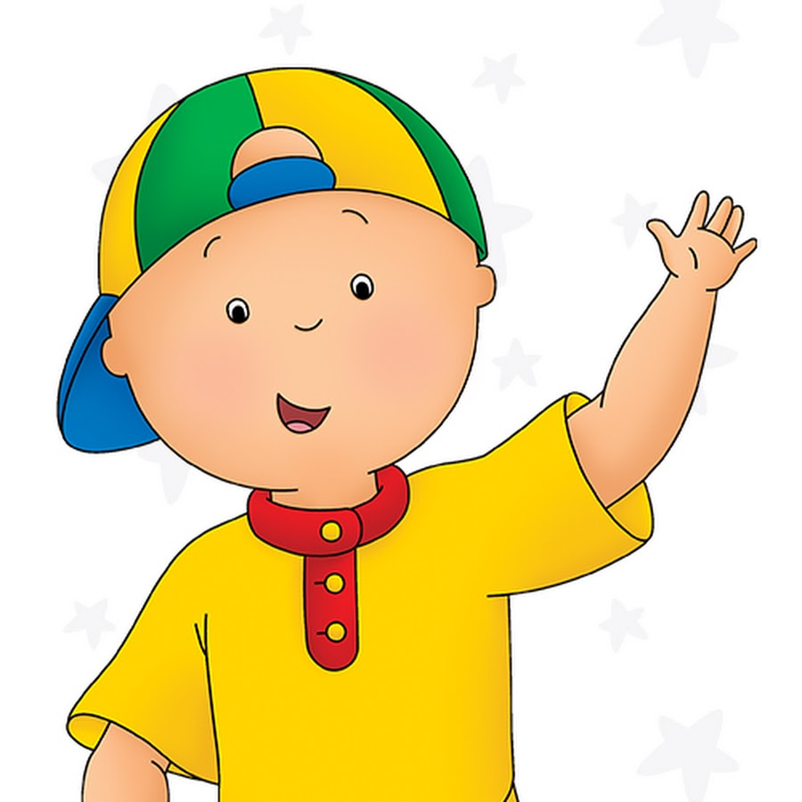 Caillou Is Terminally Ill with Cancer