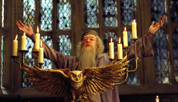 Foreshadowing: Lupin's and Dumbledore's Death