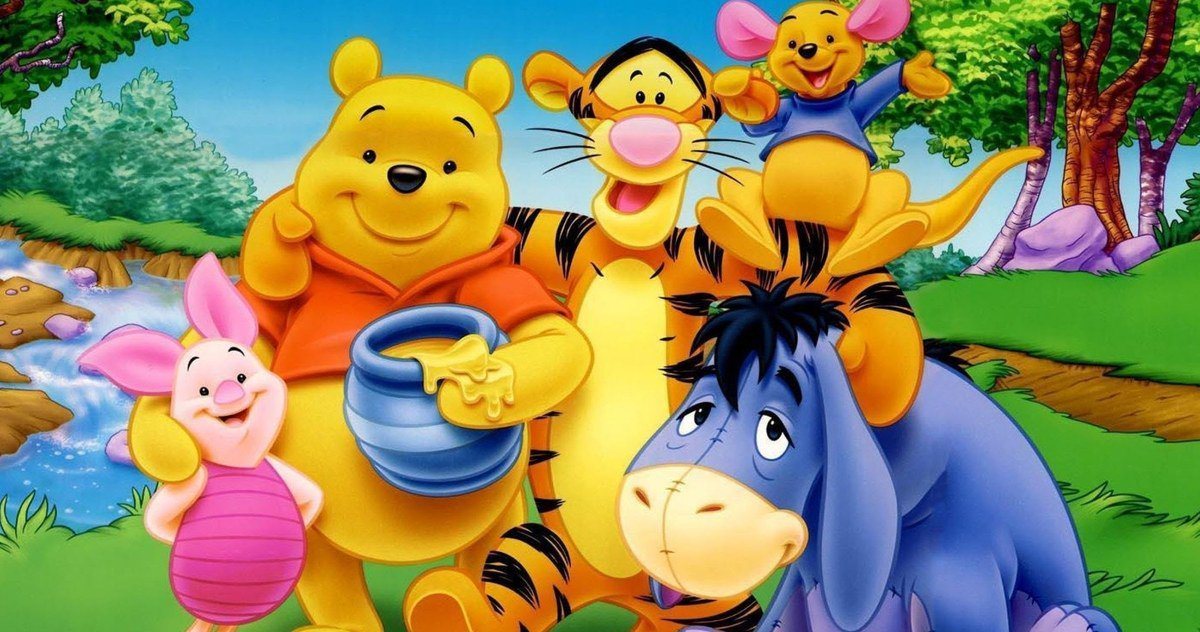 Winnie the Pooh – Every Character portrays a mental illness