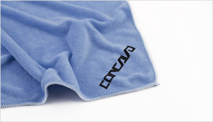 Microfiber all the way