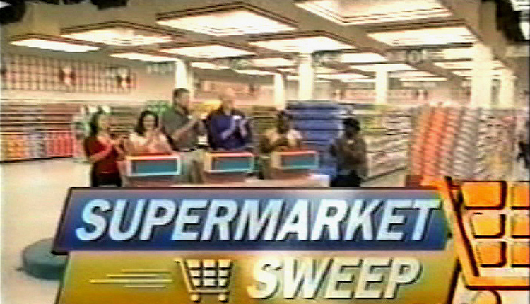 The 90's Supermarket Sweep