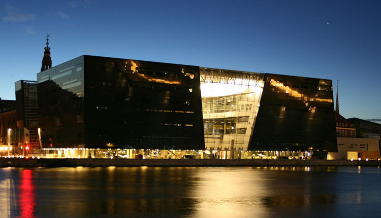 The Royal Library of Copenhagen