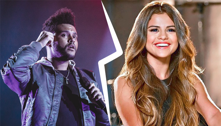 Selena and The Weeknd