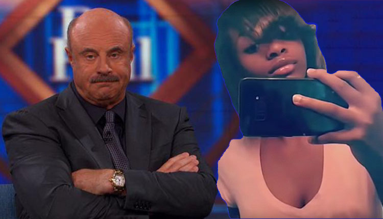 Treasure Richards And Dr Phil Respond To Allegations Made By Her Sister Dankanator