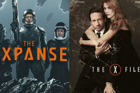 The Expanse Takes Over From X-Files As The Best Ever Sci-Fi Series