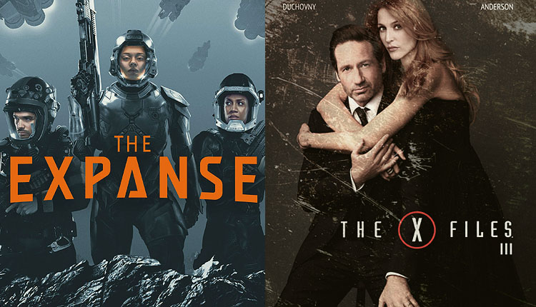 The Expanse Takes Over From X-Files As The Best Ever Sci-Fi