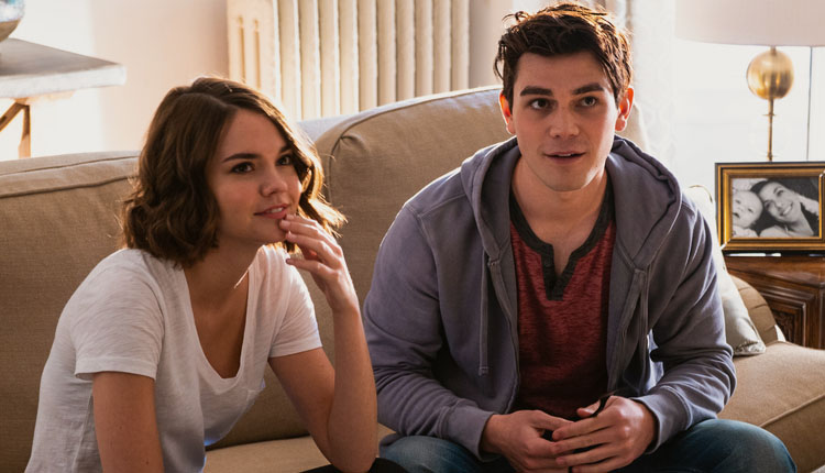 K.J. Apa and Maia Mitchell on Life-Changing Decisions