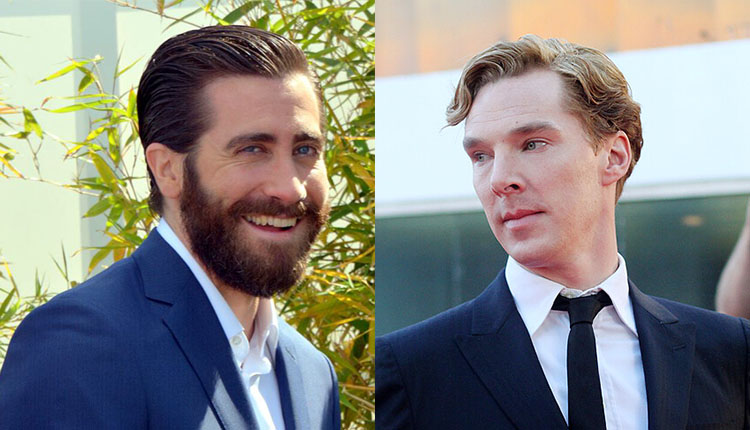 Jake Gyllenhaal & Benedict Cumberbatch Together in 'Rio' - Dankanator