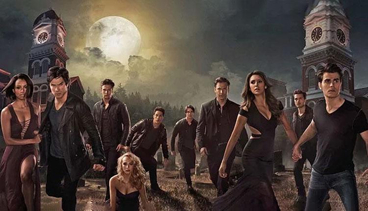 Serienstream The Vampire Diaries