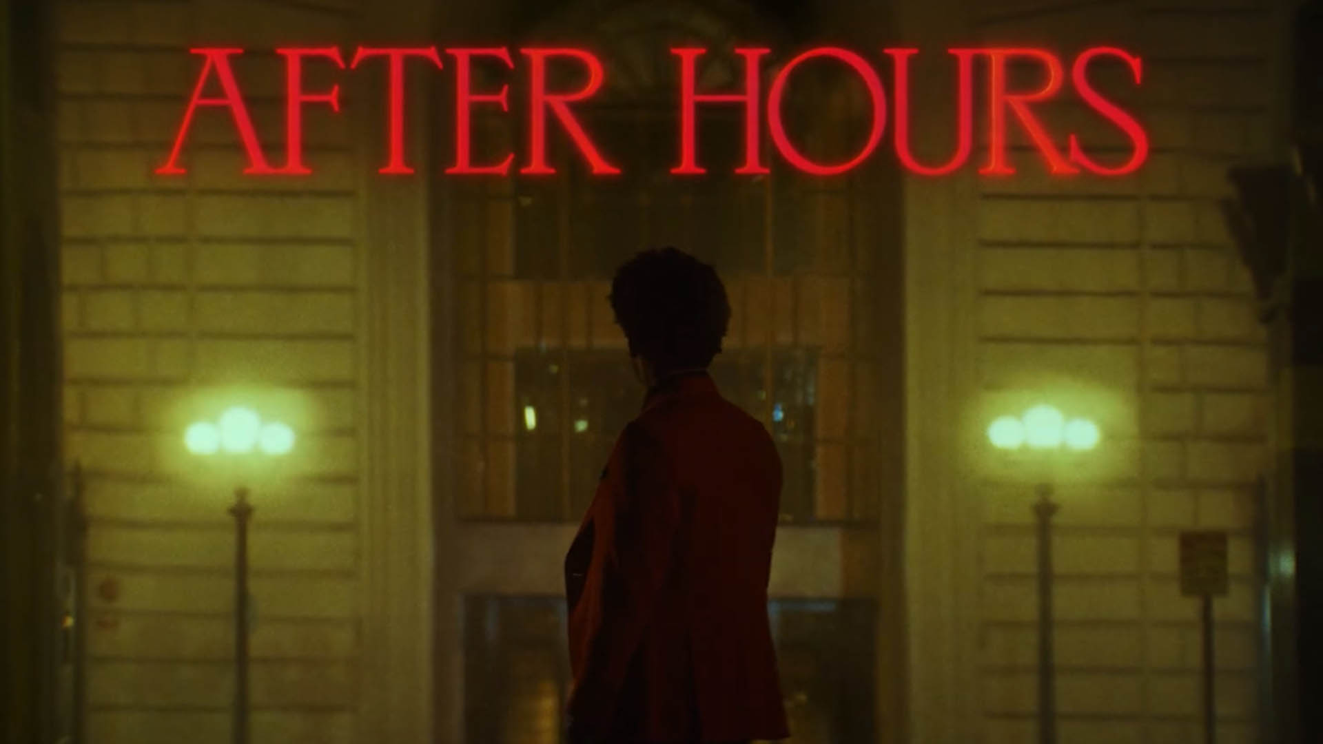 In The Midst of It All The Weeknd Dropped 'After Hours'