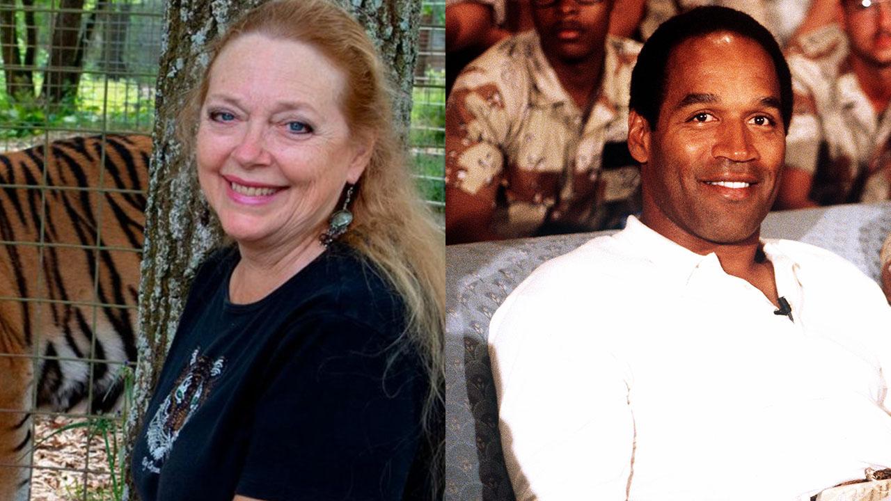 Even OJ Simpsons thinks Carole Baskin Killed Her Husband