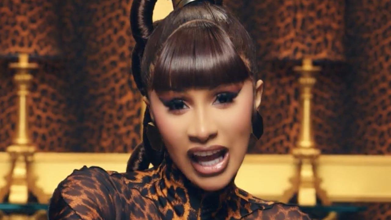 Cardi B Reacts To Tiktok Dance Of Wap Mashed With Taylor Swift S You Belong With Me Dankanator