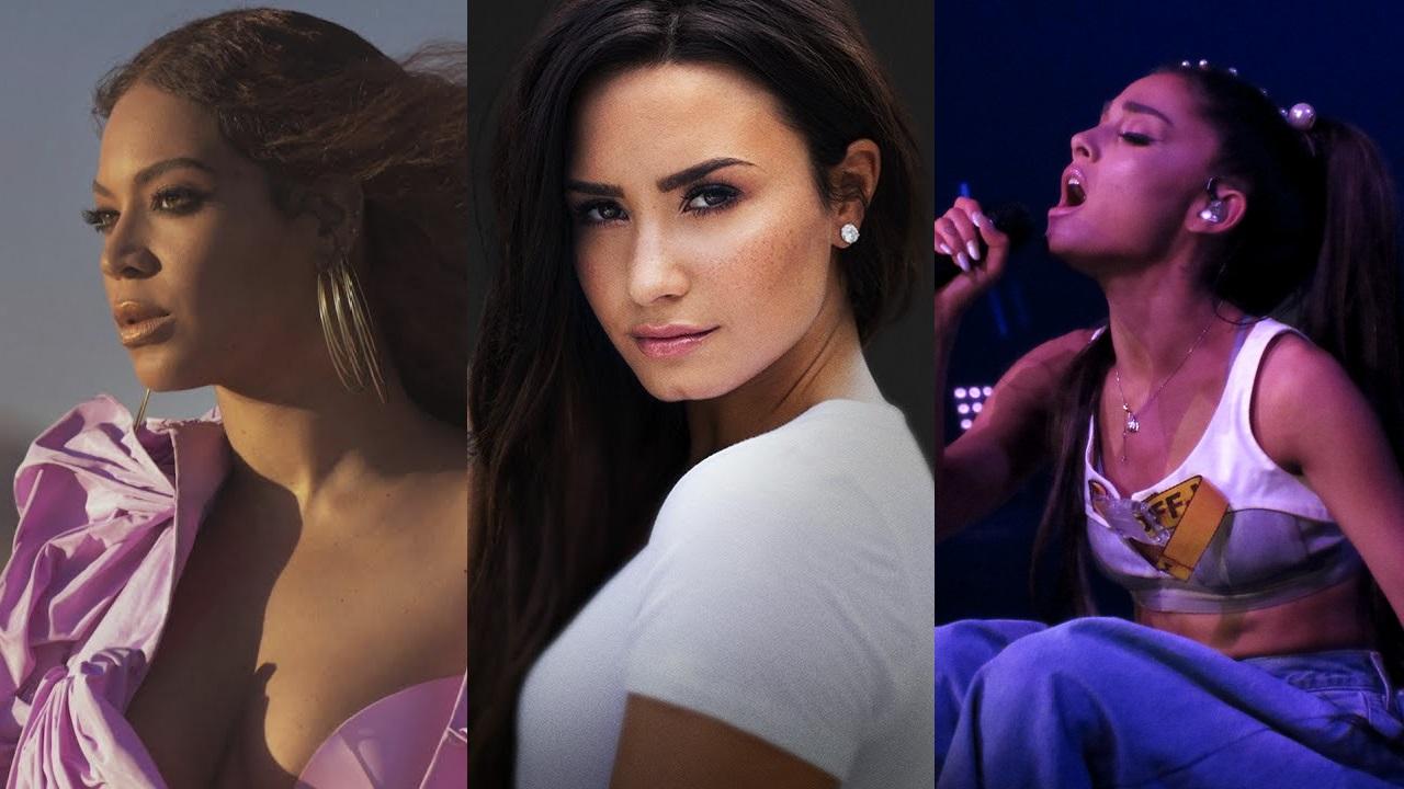 Beyonce, Demi Lovato, Ariana Grande, Jamie Foxx react to Daunte Wright's killing