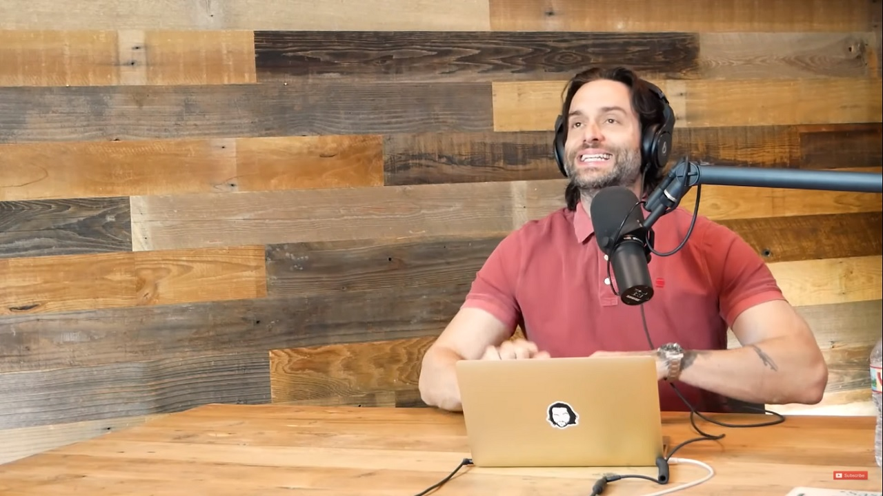 Critics not happy with Chris D'Elia returning to podcast
