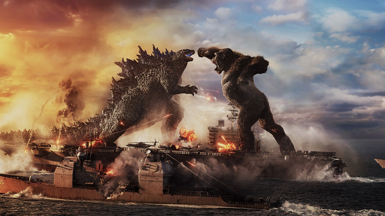 'Godzilla vs Kong' crosses 'Wonder Woman 1984' in HBO Max view counts