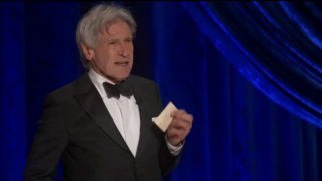 How Harrison Ford broke the internet on the night of the Oscars!