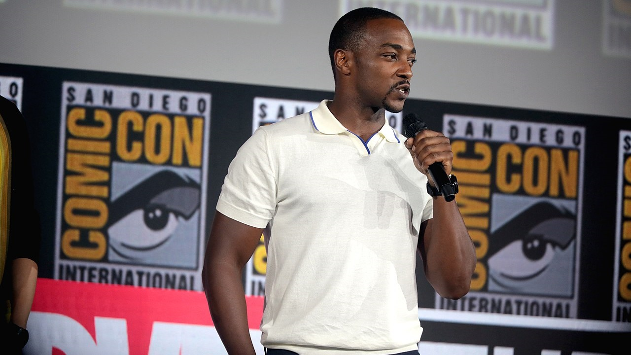 Anthony Mackie talks hardships of being a Black Filmmaker in the industry