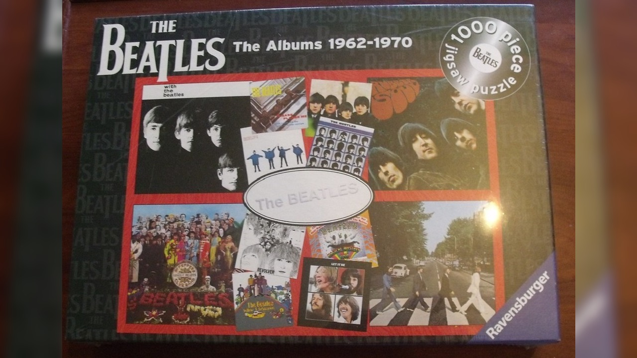 Which album is the best The Beatles ever made?