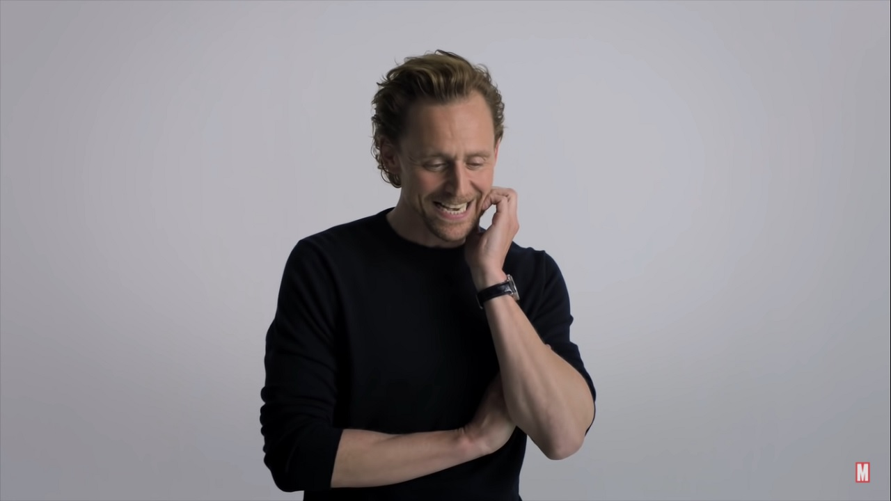 Tom Hiddleston has a special announcement for the Loki TV series