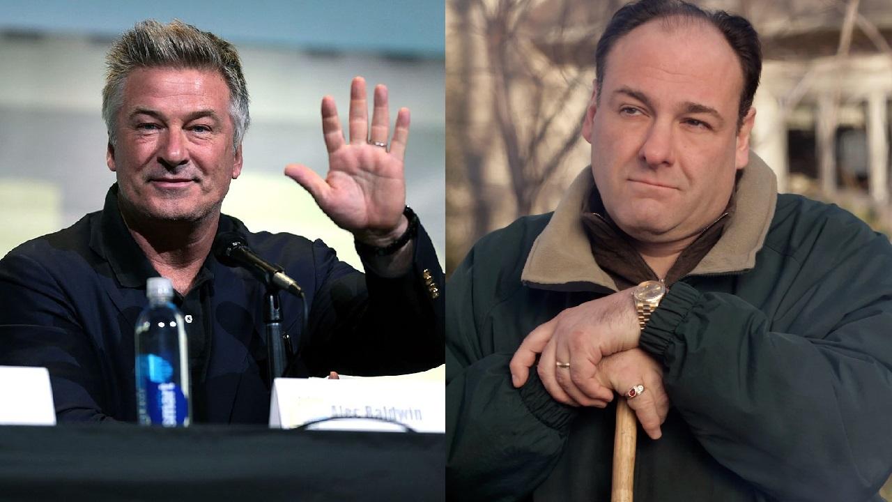 Alec Baldwin really wanted to be the guy to kill Tony Soprano