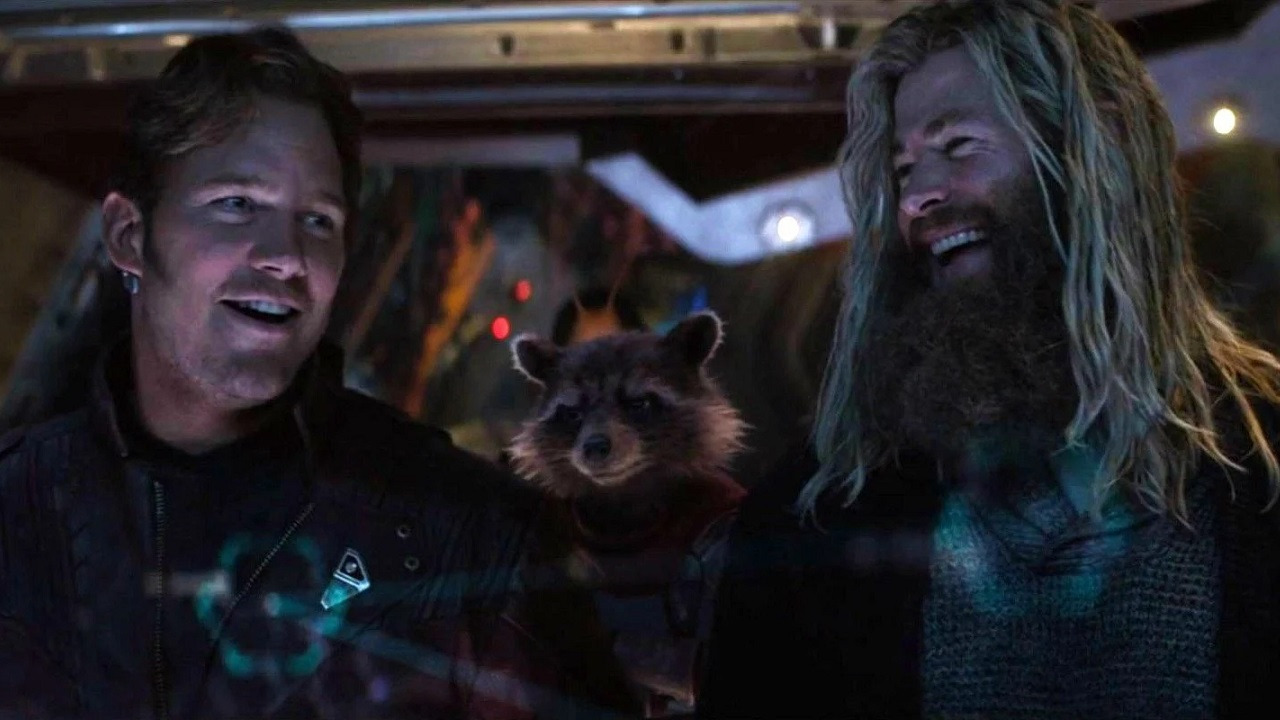 Chris Pratt Amazed by Chris Hemsworth and Taika Waititi in Thor 4