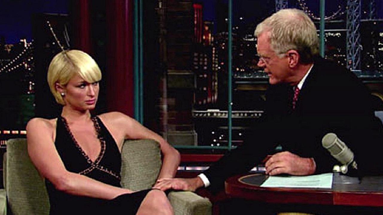 Paris Hilton speaks on 2007 uncomfortable David Letterman Interview