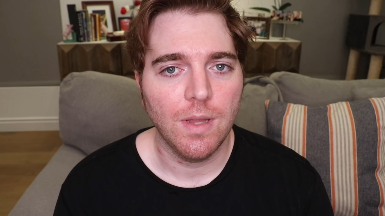 Is Shane Dawson coming back to YouTube?