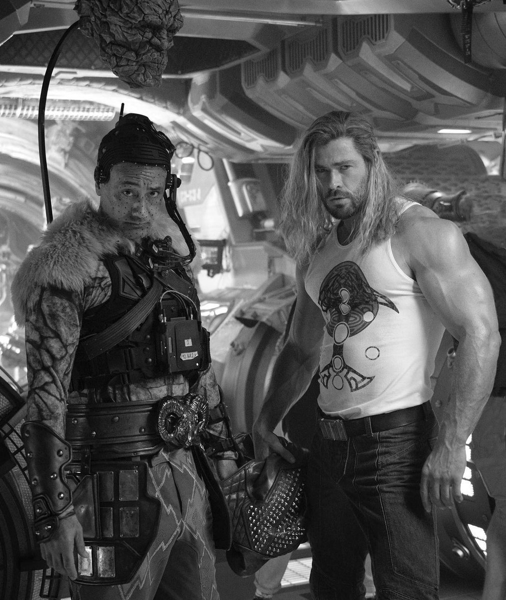 Thor: Love and Thunder shooting Wrapped up!