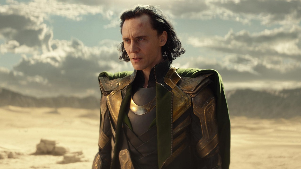 Tom Hiddleston reveals which prop he took from 'Loki' Set