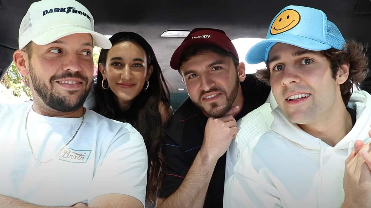 David Dobrik and Vlog Squad get their own Discovery Show!