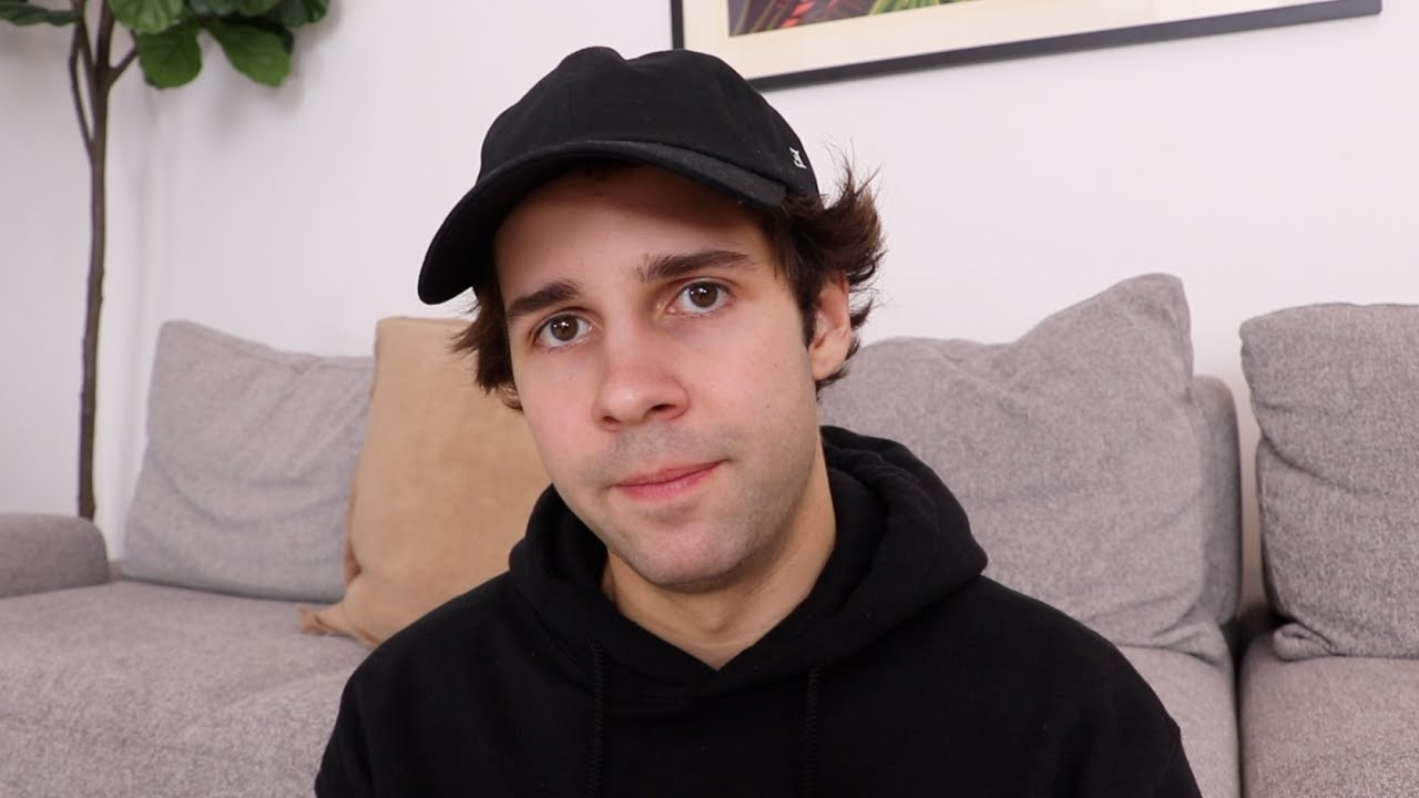 David Dobrik Was Called Out For Throwing A House Party And Charging Over $1000 For Tickets