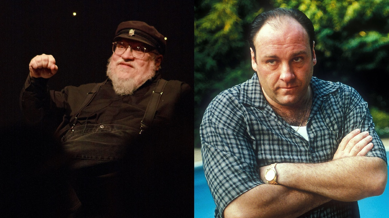 George RR Martin reveals what made Tony Soprano so likable