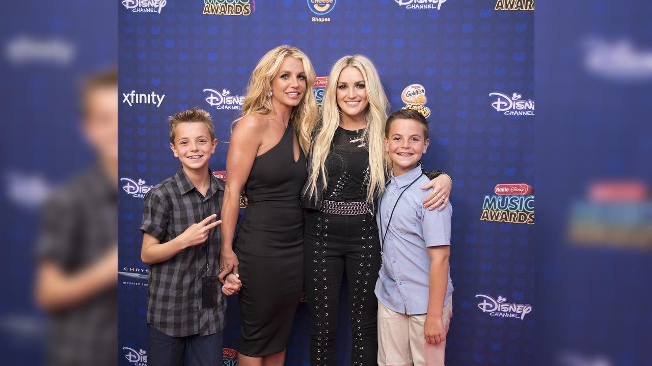 The Instagram drama between Britney Spears & Jamie-Lynn Spears, explained