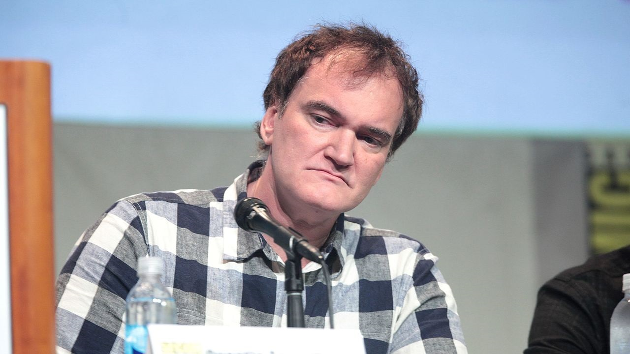 Quentin Tarantino responds to critics on Joe Rogan's podcast