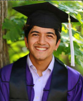 Rishi Mahesh Graduation