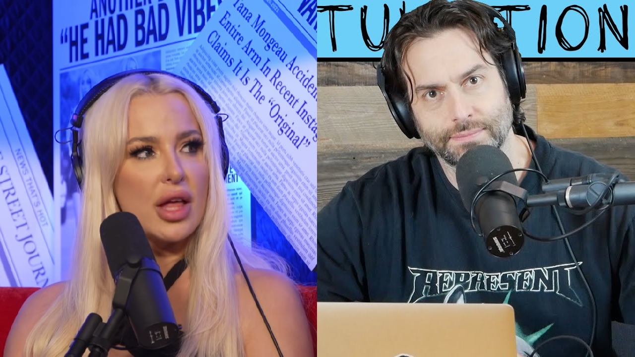 Tana Mongeau Comments On The Chris D'Elia Situation