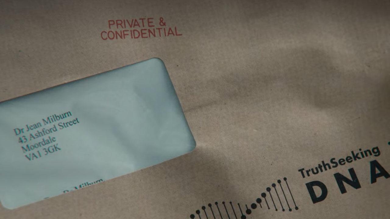 Jean Milburn DNA Test Sex Education Season 3