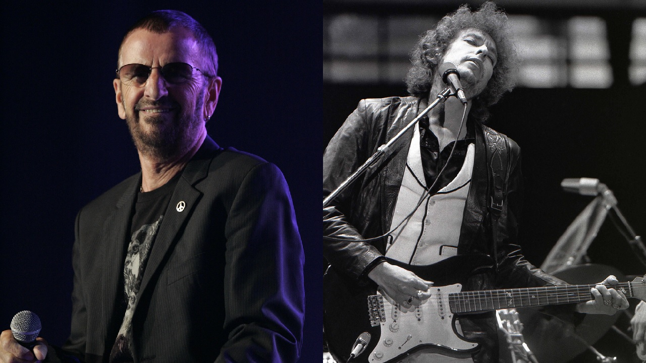 Ringo Starr's Favorite Bob Dylan Song Is Not What You Would Expect