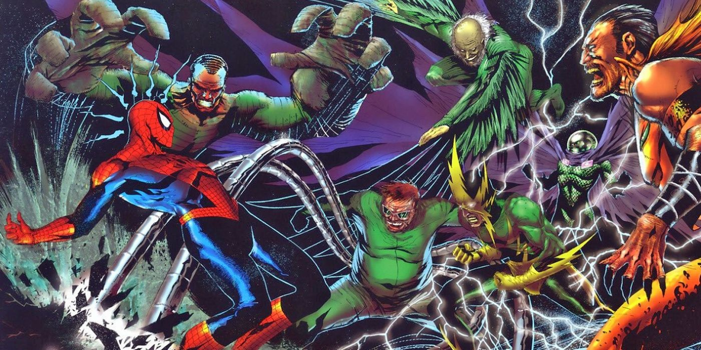 Will Spider-Man Fight The Sinister Six In No Way Home?
