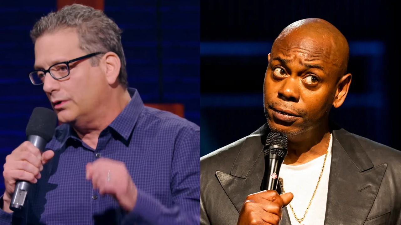 """Andy Kindler Calls Out Dave Chappelle's Homophobic And Transphobic """"Comedy"""""""