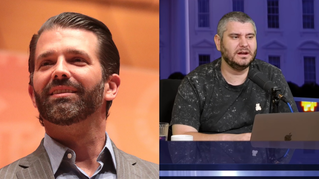 """Ethan Klein Trolls Donald Trump Jr, Tricking Him To Congratulate Him On His """"New Business"""" In Paid Cameo"""